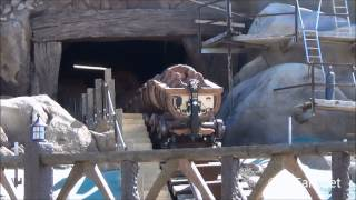 Seven Dwarfs Mine Train Testing - 3 Vantage Points - Magic Kingdom