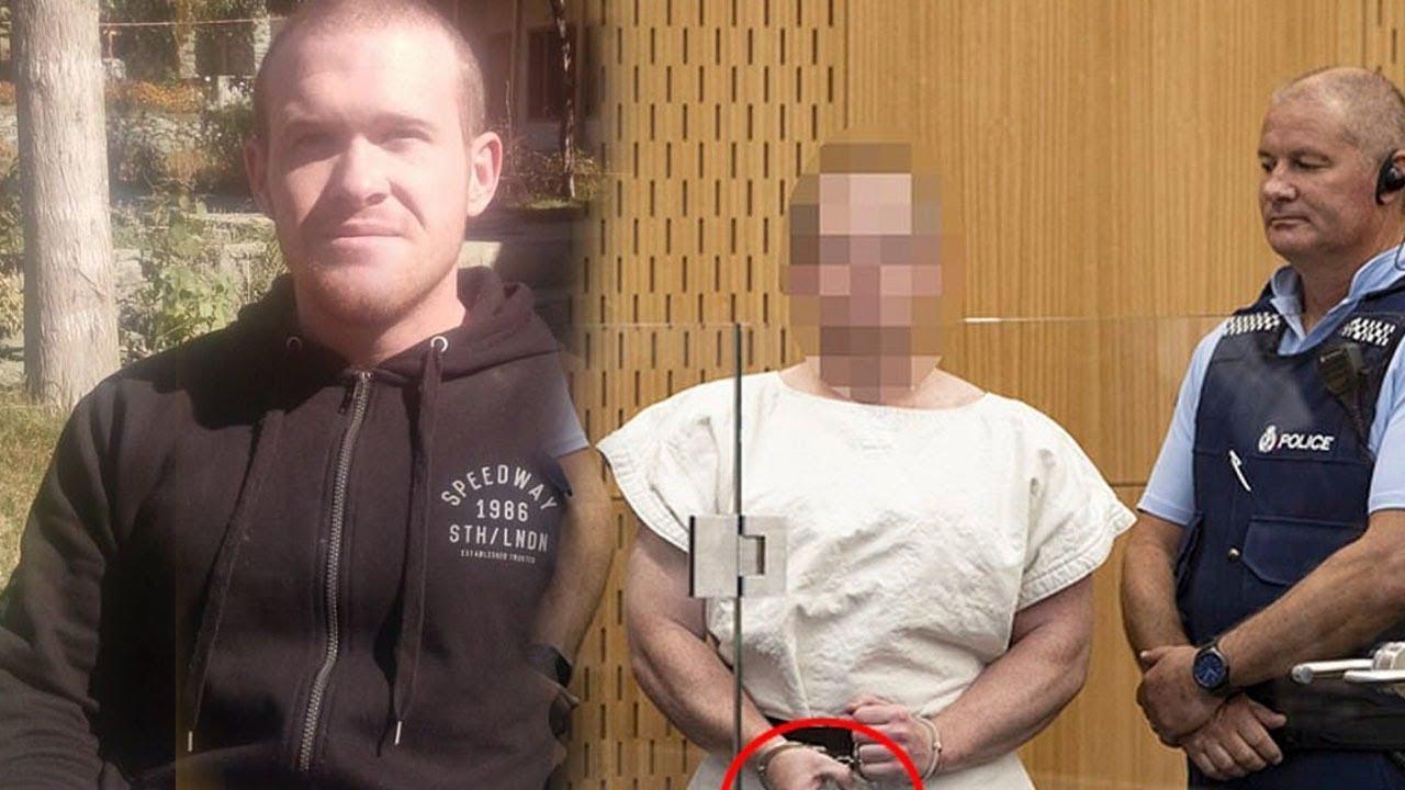Teroris Penembakan Masjid Di Selandia Baru Menjalani