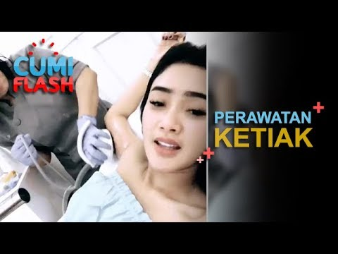 Kapok Dibully, Cita Citata Langsung Perawatan Ketiak - CumiFlash 29 Desember 2017
