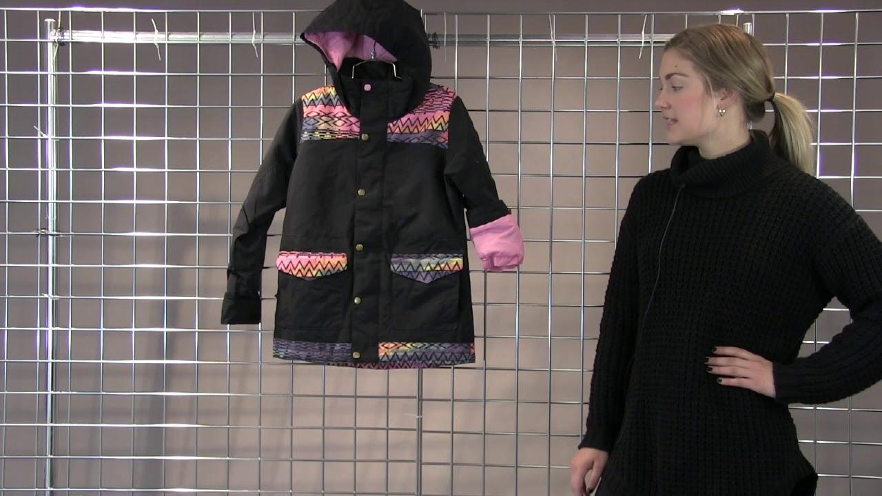 4926b5615f9e Burton Girls Elstar Parka Jacket 2018-2019 - YouTube