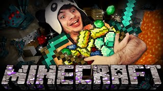 LA MINE DE LA (MAL)CHANCE !? [Un Noob dans Minecraft | Survie | #21]