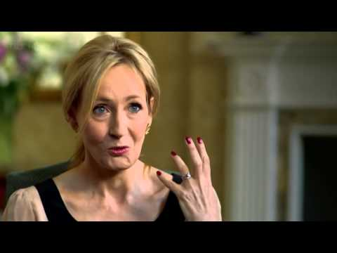 J K Rowling   Writing For Grown Ups 2012