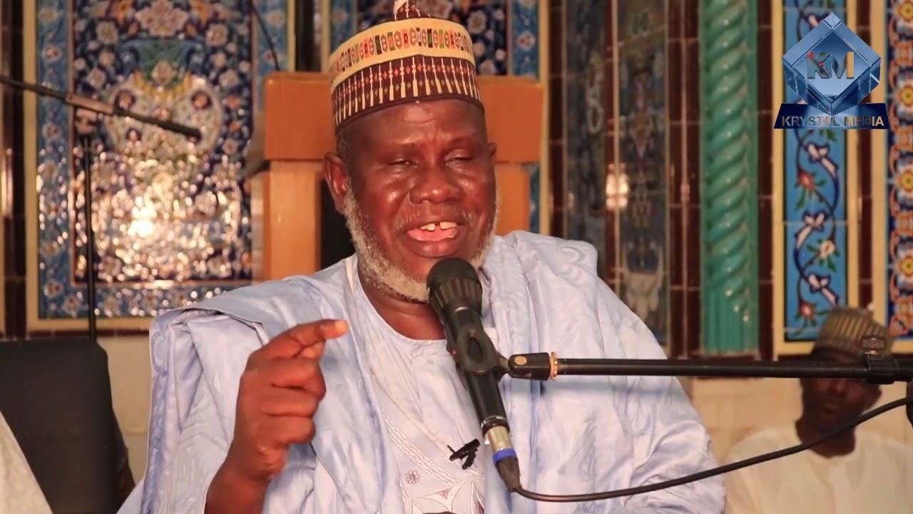 Download LATEST 2020 LECTURE:  Sheikh Hussaini Yusuf Mabera - Muhammad (PBUH) in The Bible. Annur Masjid Nig.