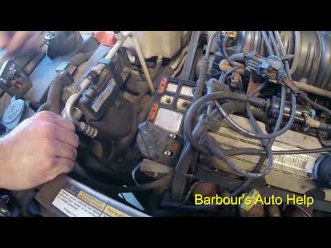 Ignition Module Replacement GM 3.8L Series 2