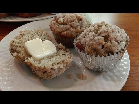 Banana Nut Muffins - The Best You'll Ever Eat - The Hillbilly Kitchen