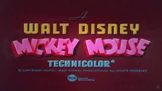 Comic-Walt Disney-Klassiker Droopy und Co