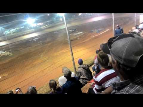 More monster trucks at tri county racetrack PT.1