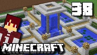 TAMAN AIR ! - Minecraft Survival Indonesia #38