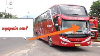 Konvoi Bus Jambore Nasional BMC 2018