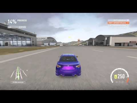 forza horizon drag racing close finsh