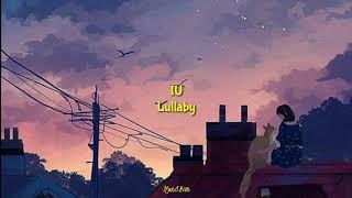 IU (아이유) - Lullaby (자장가) [English Lyrics]