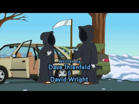 Family Guy - Super death/Girl in China