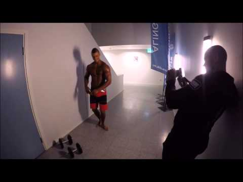 Richard Susaeg - Battle Of Scandinavia 2015 - Mens Physique +178 cm