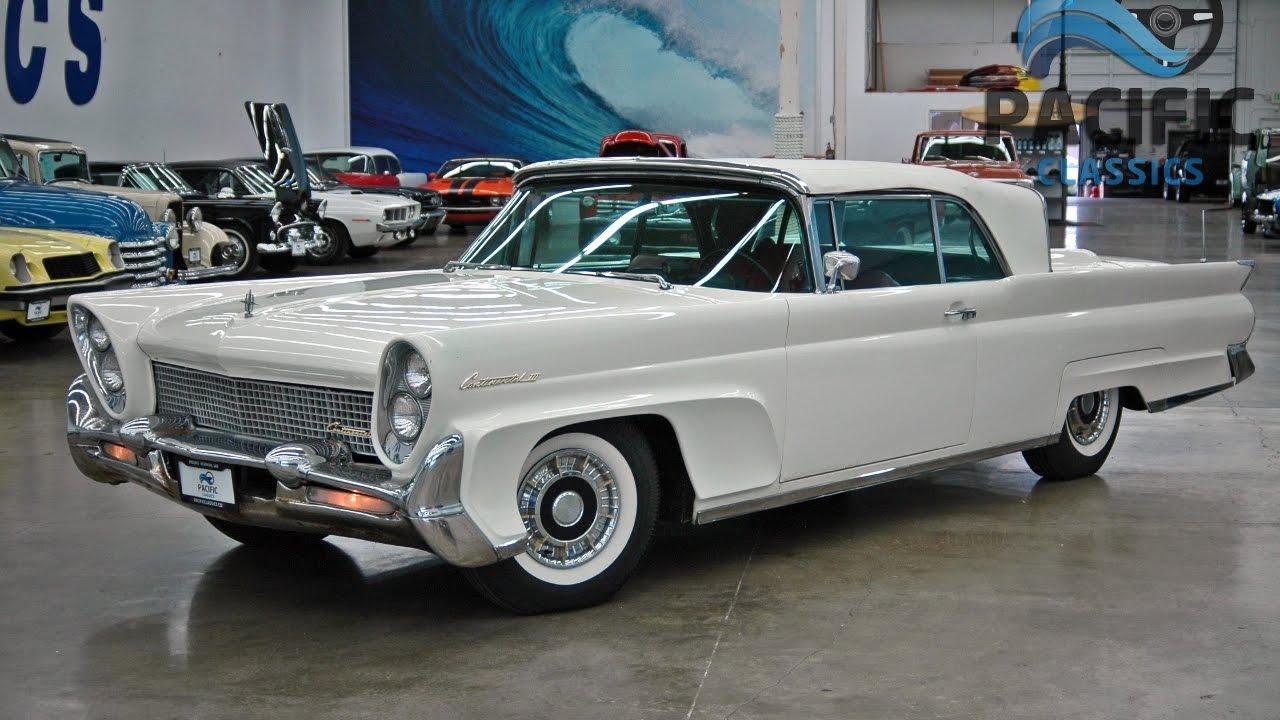 1958 Lincoln Continental Mark III - YouTube