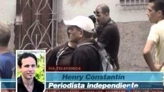 Arrestan a periodista oficialista en Camagüey