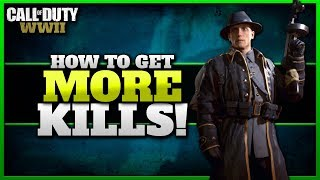 How to Get More Kills in CoD WW2! | The Breakdown Ep. 2