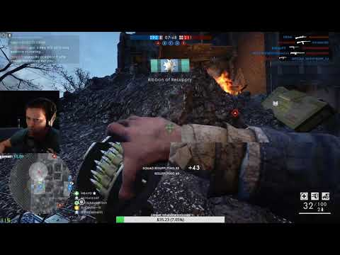 Battlefield 1 - Parabellum Prise De tahure | Team balance? thumbnail
