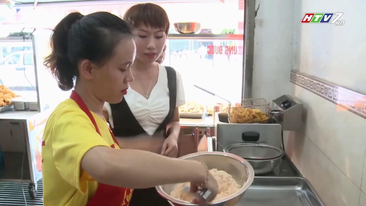 [Street Food] Mô hình kinh doanh Gà rán, Khoai lang lắc | Cơ hội đầu tư vốn ít lợi nhuận cao