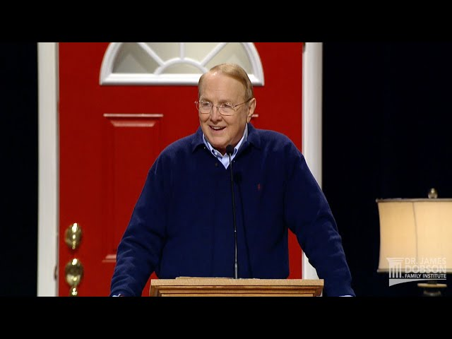 National Tell a Joke Day with Dr. James Dobson