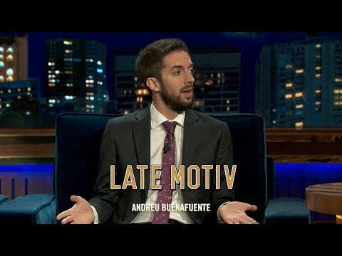 "LATE MOTIV - David Broncano ""Cruising olímpico""  LateMotiv294"