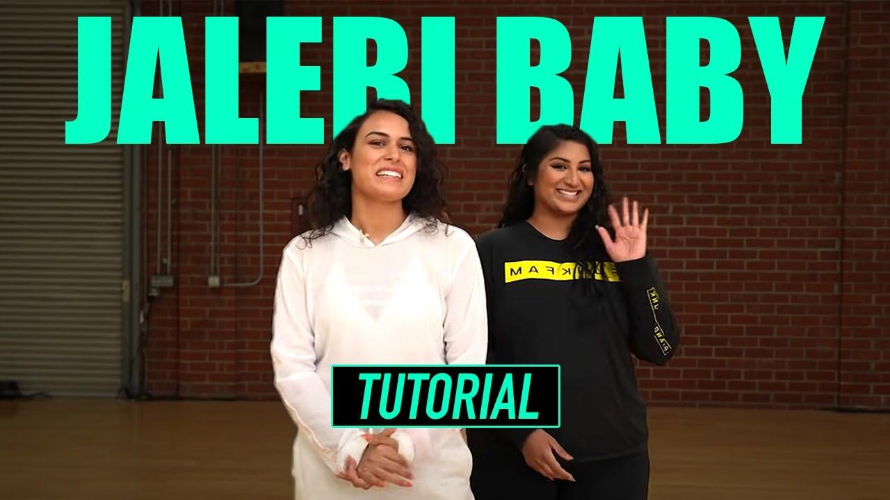 Jalebi Baby Dance Tutorial | BFUNK Dance | Tesher x Jason Derulo