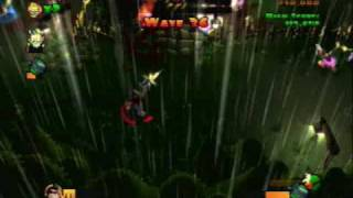Burn Zombie Burn! - Gameplay