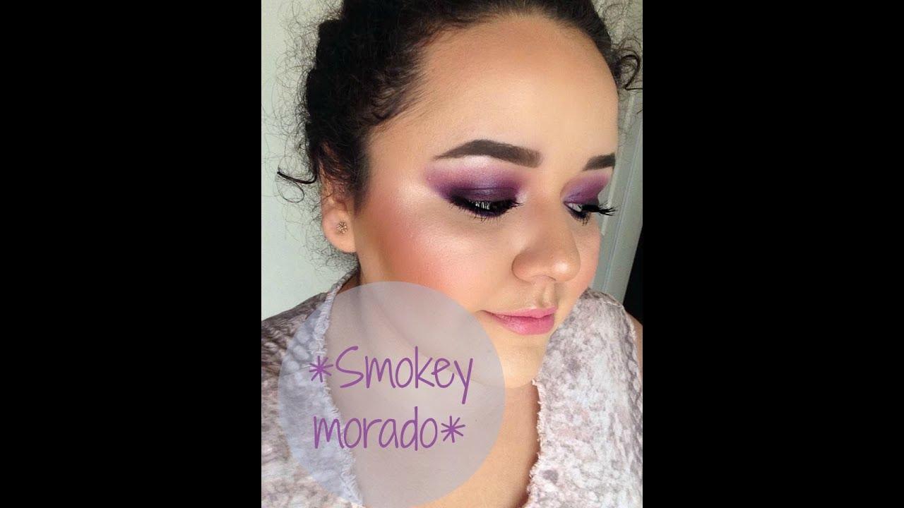 Smokey Morado!!!! Ahumado En Morado