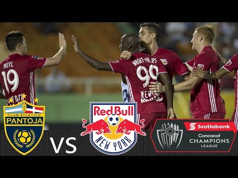 NY Red Bulls vs. Atletico Pantoja | All Goals | R16, Leg 1 | Scotiabank Concacaf Champions League