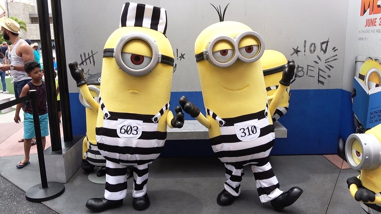 despicable me meet and greet philippines