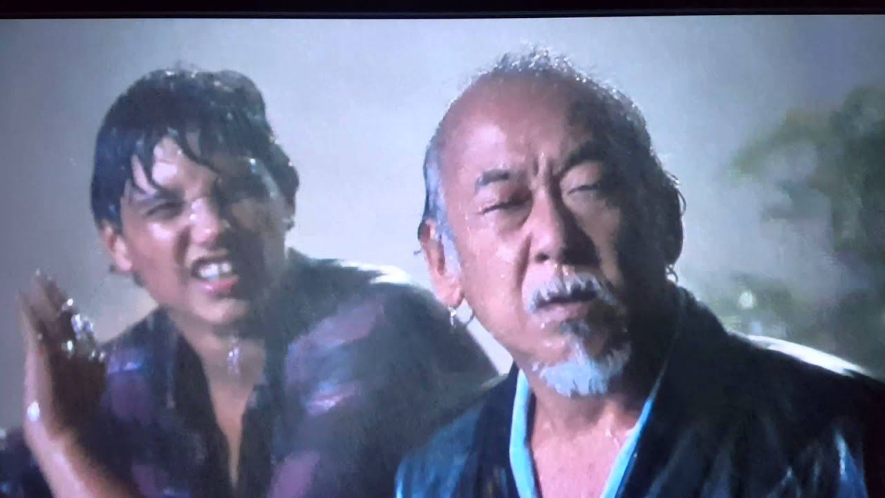 Karate Kid Your The Best