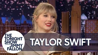 Taylor Swift Has Some Big Ideas for Lover Fest