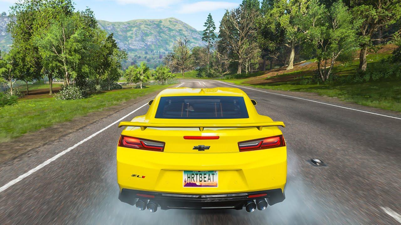 Download Forza Horizon 4 Chervrolet Camaro Mp3 Free And Mp4