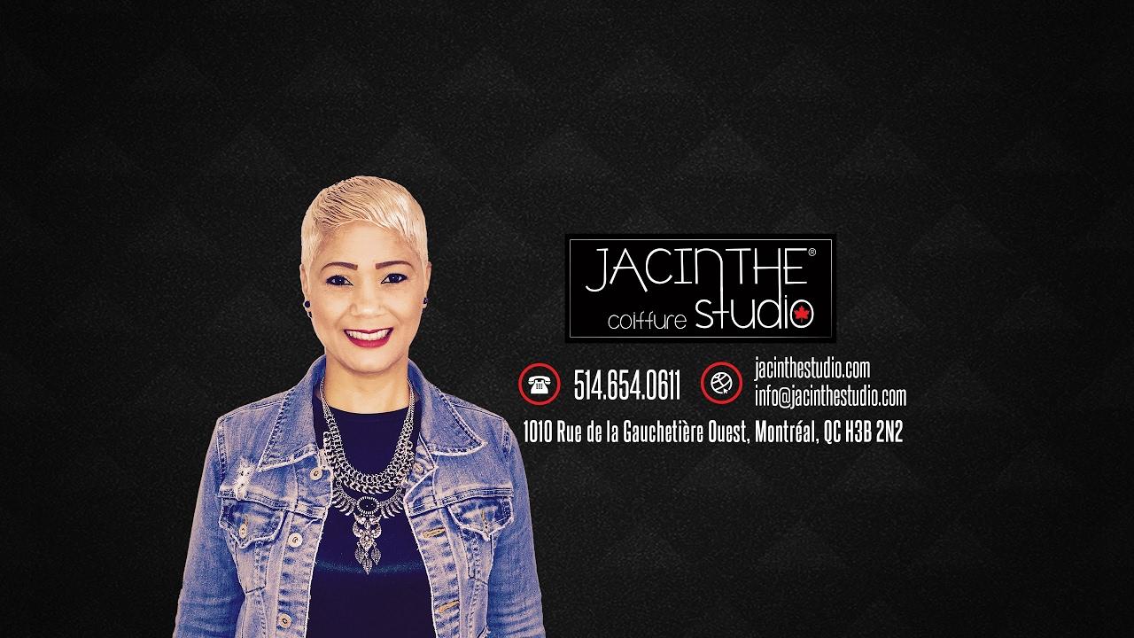Jacinthe Coiffure Studio Live Stream Youtube
