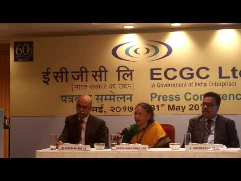 ECGC : Reduction in insurance cost for exporters