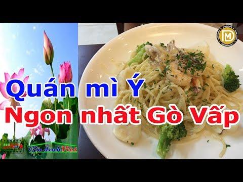 ĐỘT NHẬP QUÁN MÌ Ý NGON NHẤT GÒ VẤP-DUMI HOUSE  Vietnam Family   Gia đình Việt   Vietnamese Family