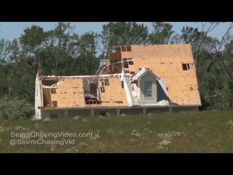 Canton, TX Tornado Aftermath SOTs - 4/30/2017