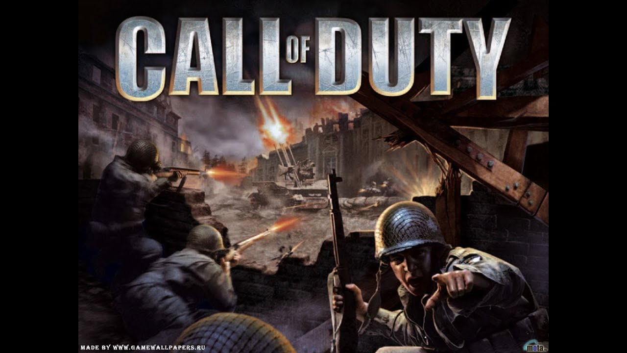 call of duty walkthrough
