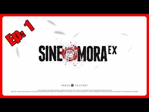 Sine Mora EX Ep: 1   Let The Shmuping Begin  