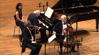 Bedrich Smetana -- Trio G minor op. 15, 2nd movement: Allegro, ma non agitato