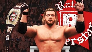 WWE 2K16 - Edge Unveils the Rated R Championship