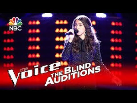 Halle Tomlinson - New York State Of Mind (The Voice Blind Audition 2016)