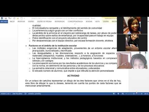 28/05/2021 quinto dos ética: factores de convivencia semana 15