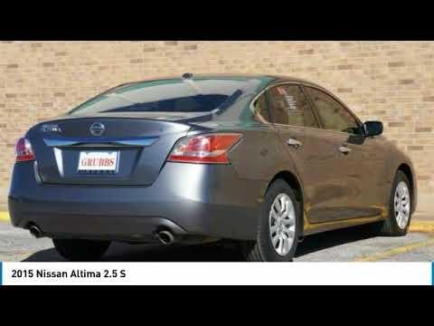 2015 Nissan Altima Bedford, Fort Worth, Dallas, Arlington, Hurst TX N20646A