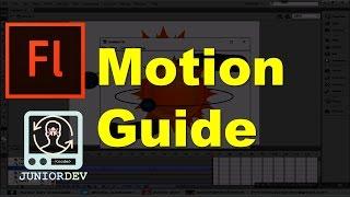 Membuat Motion Guide / Motion Path | Animasi Mobil dan Planet | Tutorial Adobe Flash (part 13)