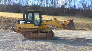 1996 Caterpillar 953C Tracked Loader For Sale Inspection Video!