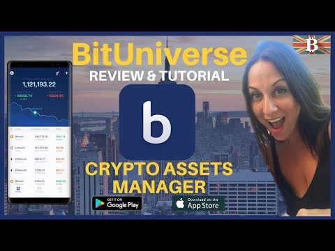 BitUniverse Review & Tutorial - Crypto Portfolio Tracker