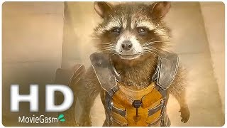 AVENGERS 4: Endgame _ Rocket's Location Confirmed In Trailer 2 (2019) Marvel New Superhero Movies HD