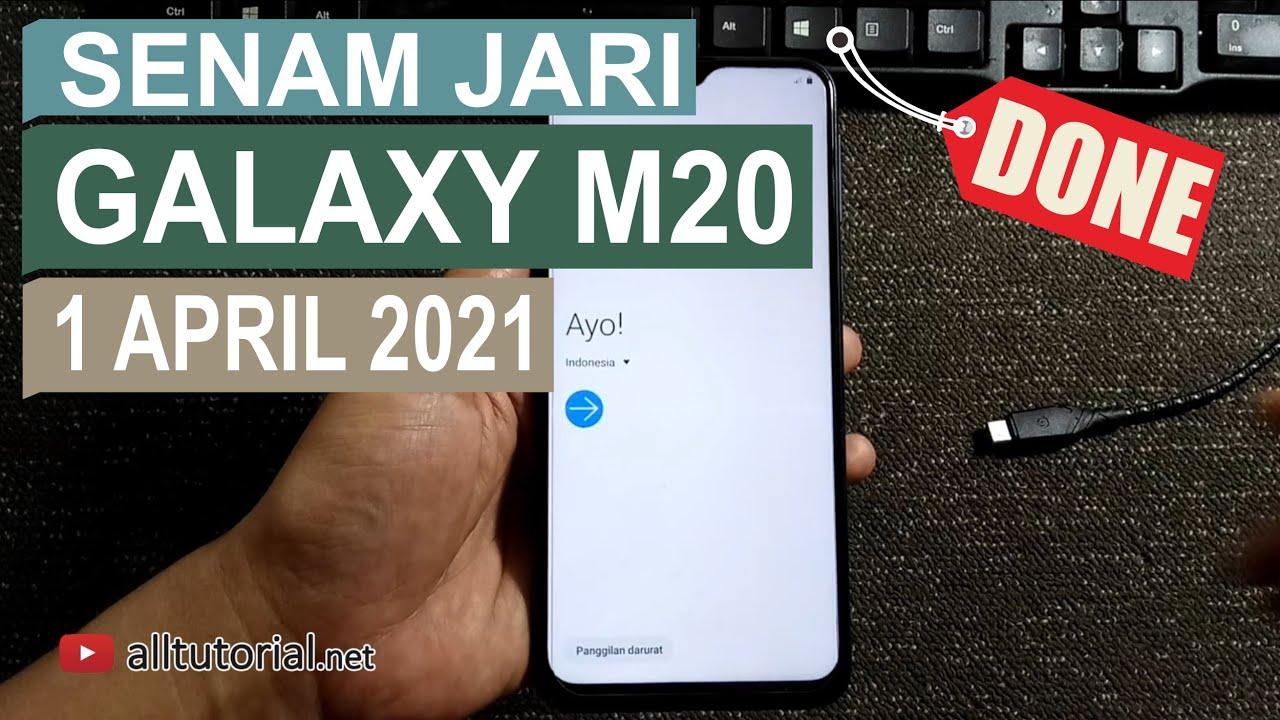 METODE #2 Bypass FRP Samsung Galaxy M20 Patch 1 April 2021 | Remove Google Account Samsung SM-M205G