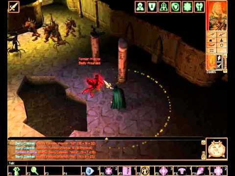 Let's Play Neverwinter Nights - Shadows of Undrentide 47: Into the Ant's Nest |