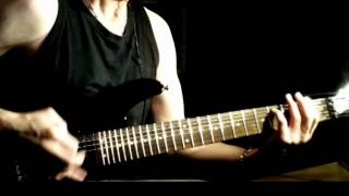 Jeff Loomis - Opulent Maelstrom  (Cover ) - Eric Juskewycz
